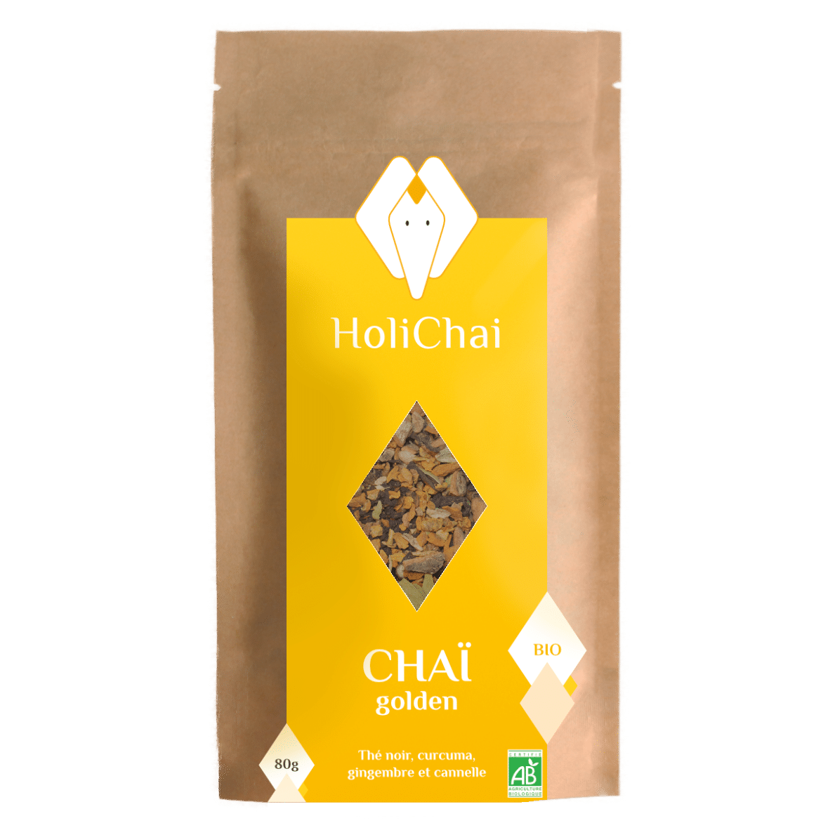 Le Chaï Golden de HoliChai